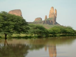 Circuit Mali Mont Hombori