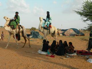 Camp Touareg Kounda - Autre Mali