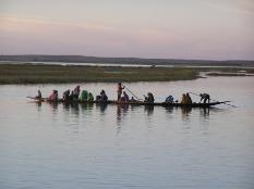 Croisière sur le fleuve - Autre Mali