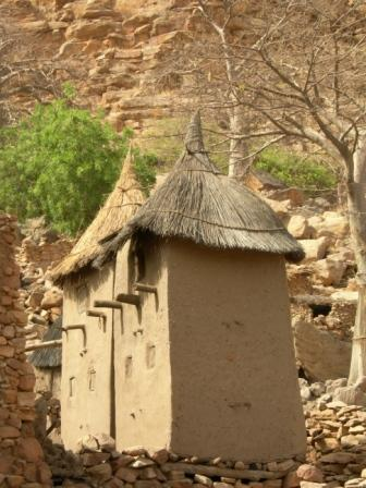 Grenier au Pays Dogon