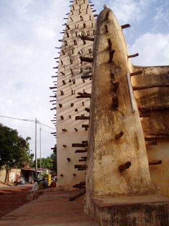Mosquée de Banfora