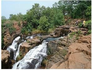Banfora - Cascade - Burkina Faso - Autre Mali