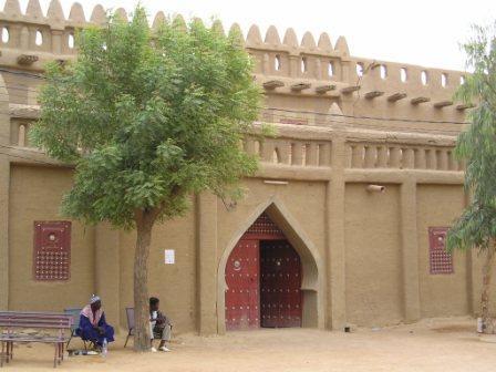 Campement Djenné - Autre Mali
