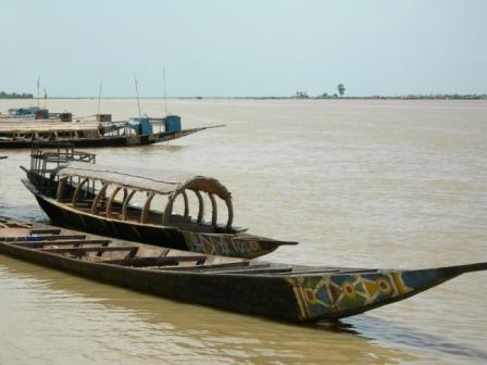 Mopti - Etape Mali