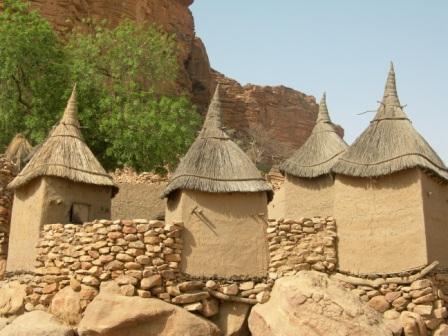 Hombori - Etape Mali